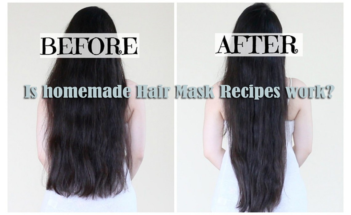 Is homemade Hair Mask Recipes work?