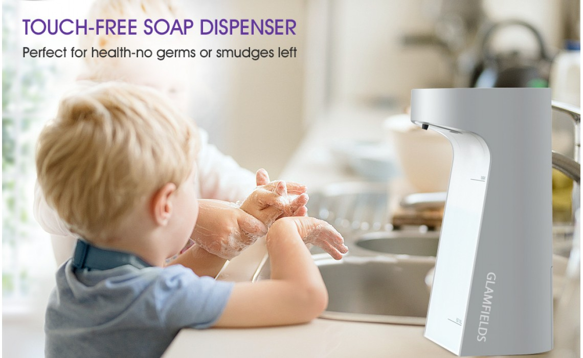 The 9 Best Automatic Soap Dispensers