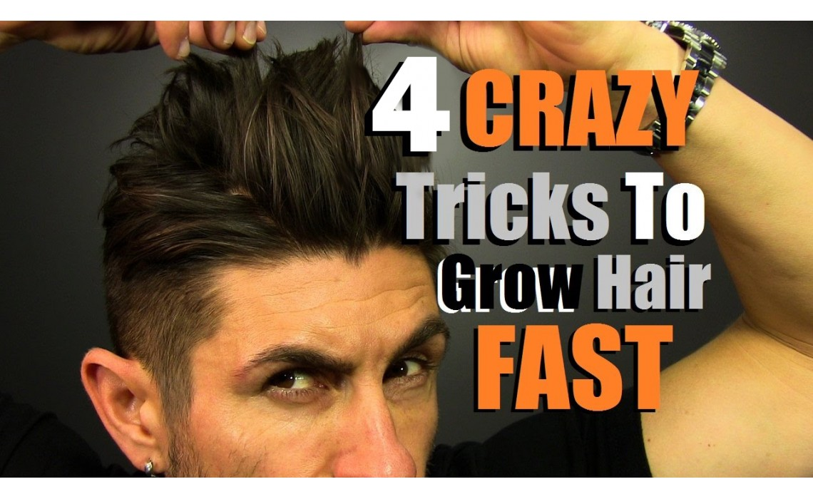 What are some good hair growth tips for man?