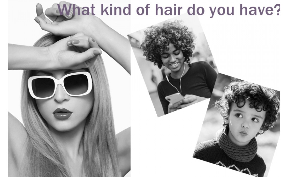 What Kind Of Hair Do You Have?