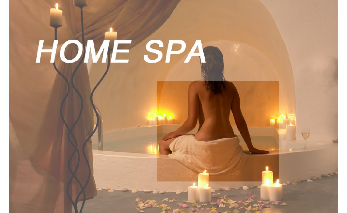 Are you ready SPA at home?