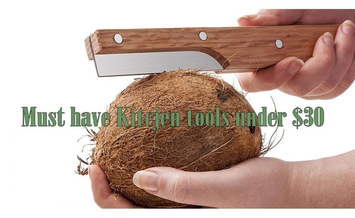 Must have kitchen tools under $30