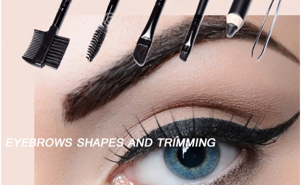 Eyebrow shapes and trimming tips #3 Makeup