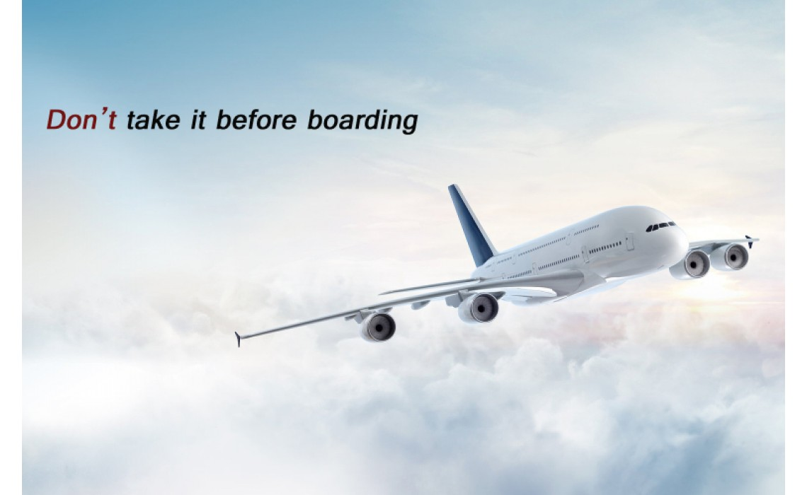 The restriction you should know before boarding