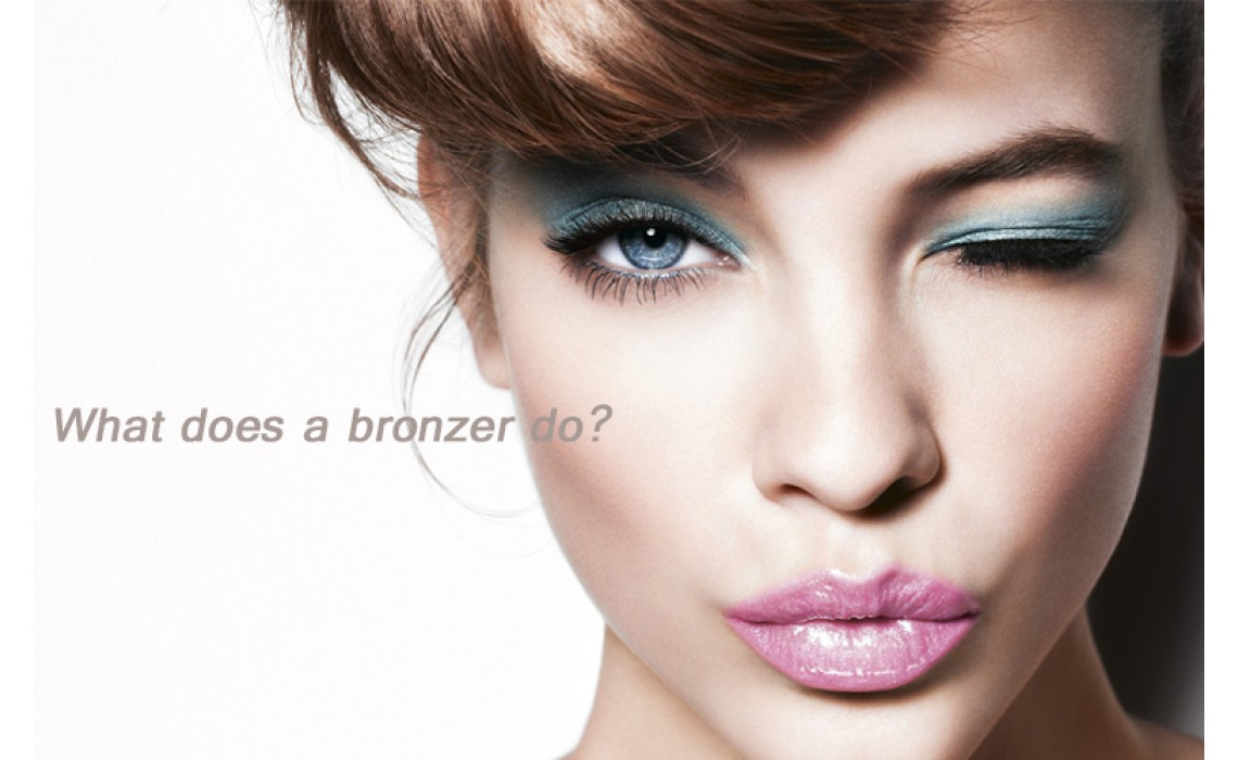 What does a bronzer do? #4 Comestic
