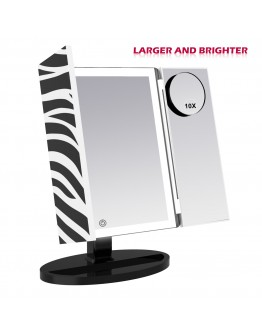Makeup Mirror Black